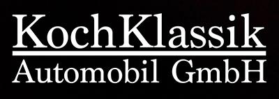 Koch Klassik Automobil GmbH – Oldtimer Heilbronn Logo